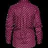 SEELAND Erin Lady Skjorte -Chocolate Tile