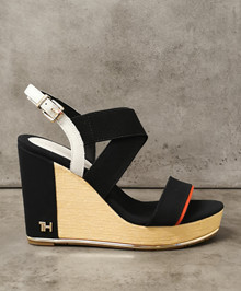 TOMMY HILFIGER Dame Sneakers