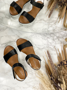 Shoe//design Dame Sandal