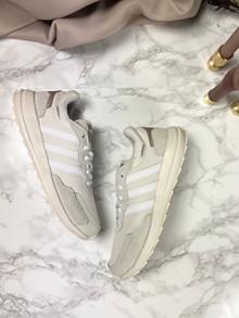 ADIDAS Retrorun - Sneakers - Dame - Beige