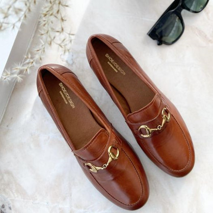 Shoe//design Loafers Dame