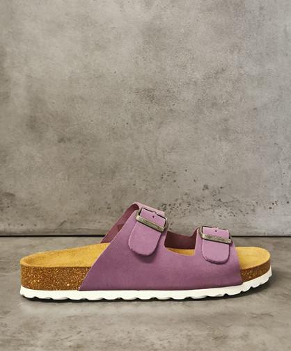 Shoe//design Slip-in Damesandal