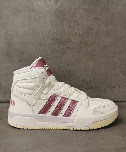 ADIDAS NEO Entrap Mid - Sneakers - Dame - Hvid/Rosa