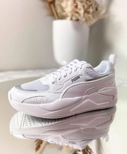 PUMA X-Ray 2 Spuare - Sneakers - Dame - Hvid