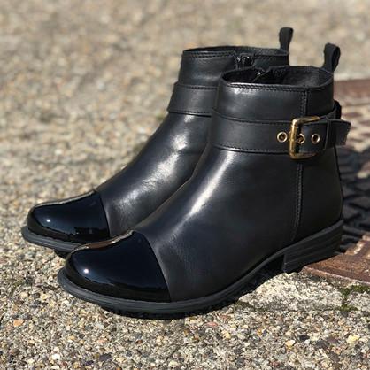 Shoe//design Geneve Damestøvle