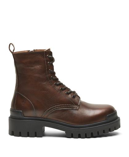 Shoedesign Copenhagen - HACKER LACE warm - Damestøvle
