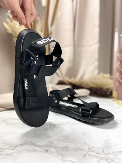 ADIDAS Comfort Sandal - Sort