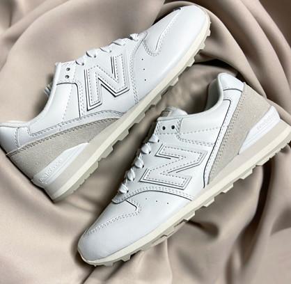 New balance 996 - Sneakers - Dame - Hvid