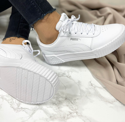PUMA Carina - Sneakers - Dame