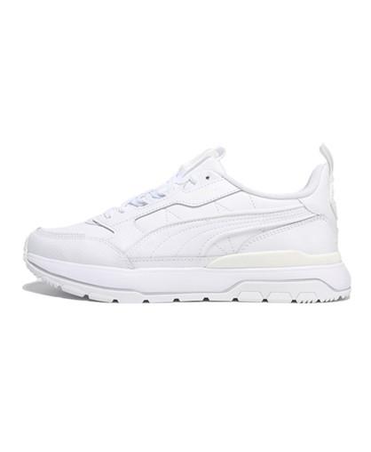 PUMA R78 Trek Lth - Sneakers - Dame - Hvid
