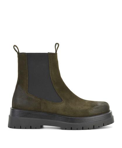 Shoedesign Copenhagen - GO-AHEAD - Damestøvle
