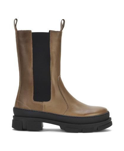 Shoedesign Copenhagen - GOMMA HIGH - Damestøvler