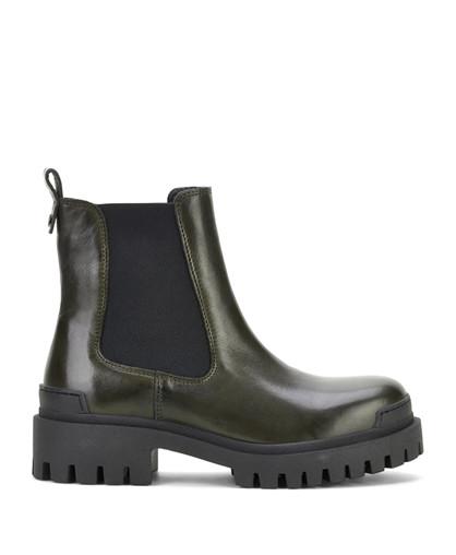 Shoedesign Copenhagen - HACKER Low - Damestøvle