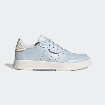 ADIDAS Courtphase - Sneakers - Dame - perlemor blå