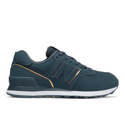 New balance 574 - Sneakers - Dame - Blå