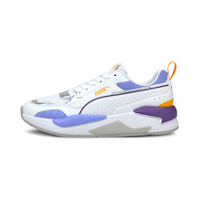 PUMA X-Ray 2 Spuare Iri - Sneakers - Dame - hvid/lilla