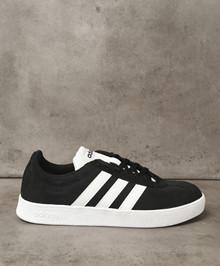ADIDAS VL COURT 2.0 SKO - Sneakers - Dame - Sort