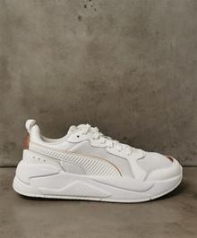 PUMA X-Ray - Sneakers - Dame - Metallic White/Rose Gold
