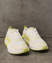PUMA X-Ray - Sneakers - Dame - Hvid/Grøn