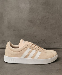 ADIDAS VL Court 2.0 - Sneakers - Dame - Rosa
