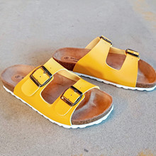 Shoe//design Slip-in Damesandal