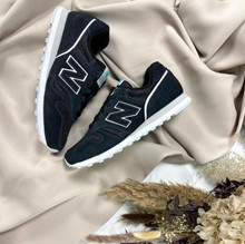 New balance 373 - Sneakers - Dame - Sort