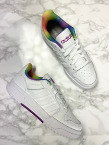 ADIDAS Entrap - Sneakers - Dame - Hvid/Rainbow