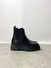 Tommy Hilfiger - Chelsea støvle, sort