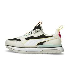 PUMA R78 Trek - Sneakers - Dame - Hvid/Sort