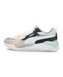 PUMA X-Ray 2 Square - Dame - Sneakers - Hvid/Lyserød