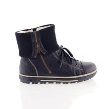 RIEKER Damestøvle, Warm lining