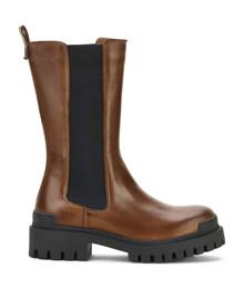 Shoedesign Copenhagen - HACKER HIGH - Damestøvle