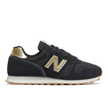 New balance 373 -  Sneakers - Dame - Sort/Guld