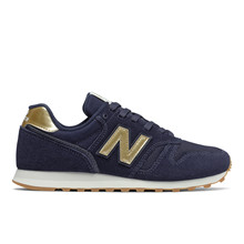 New balance 373 - Sneakers - Dame - Navy/guld