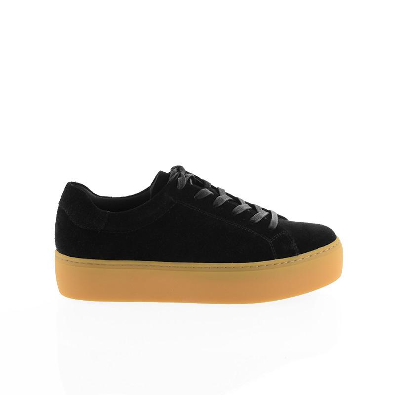 07271351be3d Vagabond Jessie plateau sko med silkesnørebånd. Køb online ...
