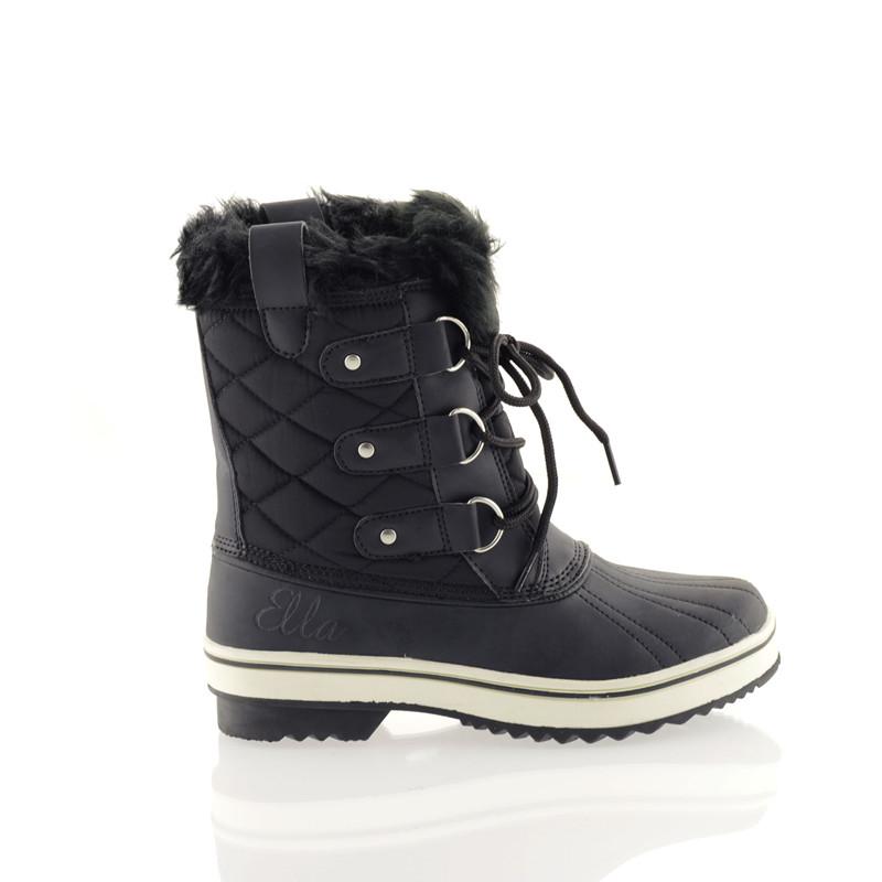 59907d636 Lækker vinterstøvle til damer - Havanna Shoes