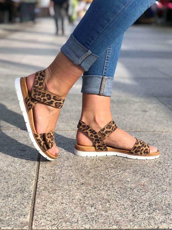 e844b6b94787 Shoe  design Dame Sandal - Havanna Shoes
