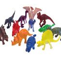 Dinosauer á 100 stk