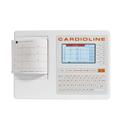 EKG 100S, 12-kanals elektrokardiograf