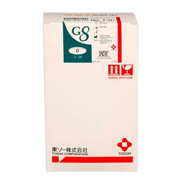 Tosoh G8 variant buffer 1 grøn