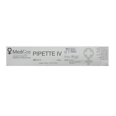 Pipette IV m/4 huller, MedGyn