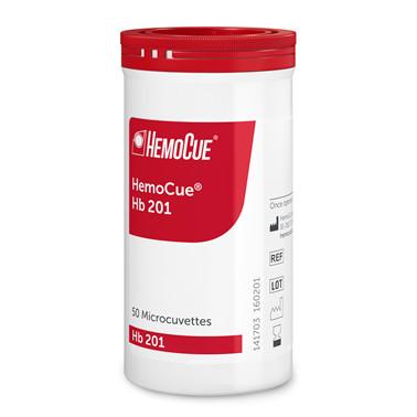 HemoCue® HB 201 Microkuvette