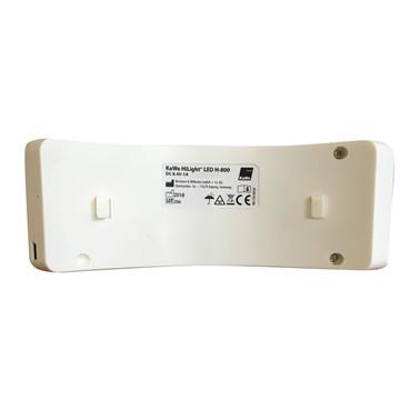 Opladeligt batteri til H-800 pandelampe