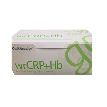 QuikRead go® wrCRP+Hb, 50 test