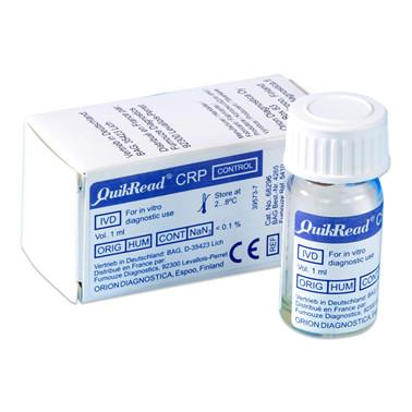 CRP kontrol t/QuikRead, 1 ml