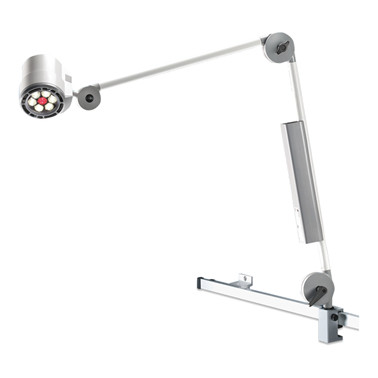 Undersøgelses-lampe, Halux LED