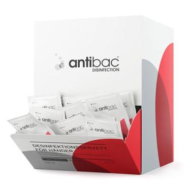 Antibac Desinfek.serviet til hud, 603040