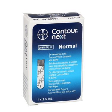 Contour® normal kontrol 2,5ml