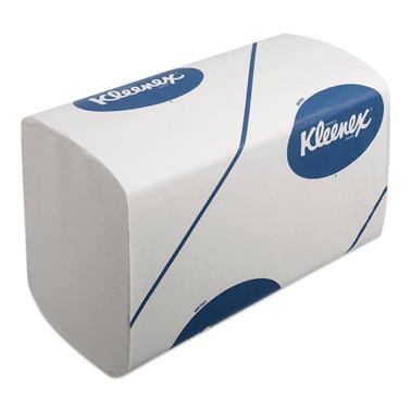 Kleenex håndklædeark, 2-lags.