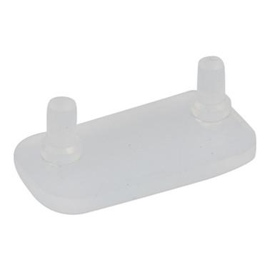 Silikoneindlæg til mundspærre